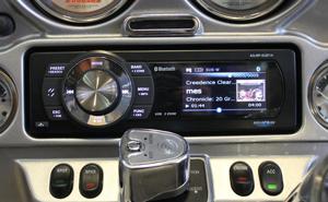 motorcycle radio