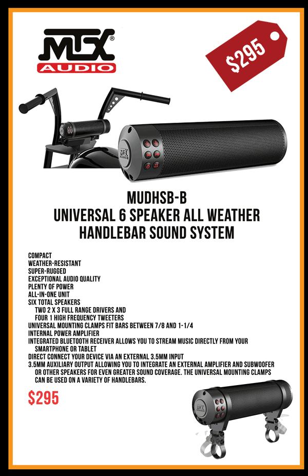 MTX SoundBar
