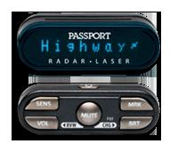 Passport radar